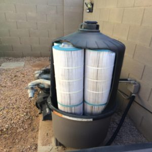 Inside Of Pool Filter System