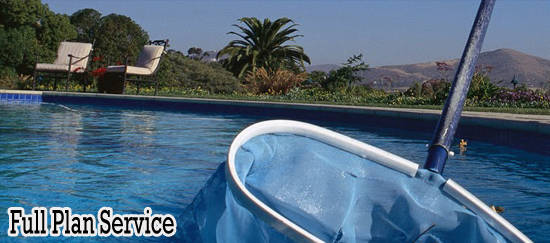 Full Plan Pool Services